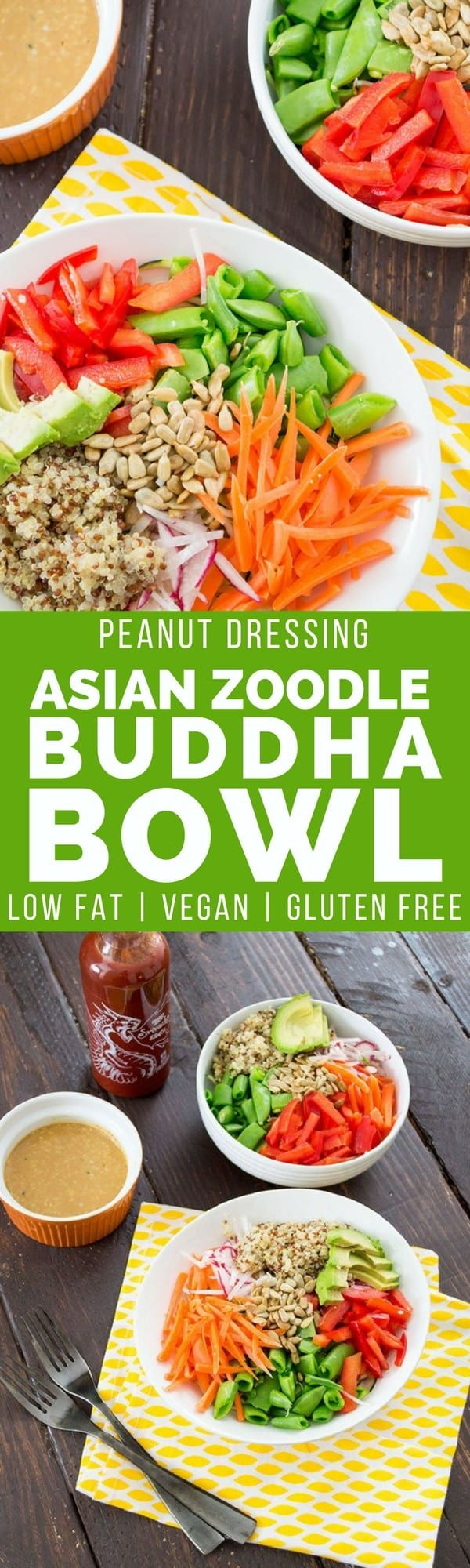 Low Carb Vegan Buddha Bowl