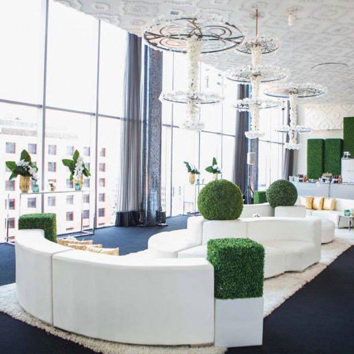 Inspiration marbella event furniture and decor rental
