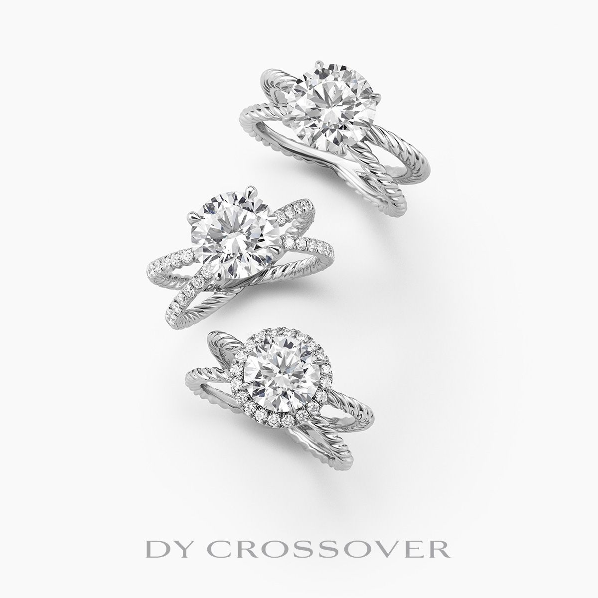 david yurman wedding bands Celebrate your love story with the unique artistry of a David Yurman engagement ring or wedding band View the full collection today