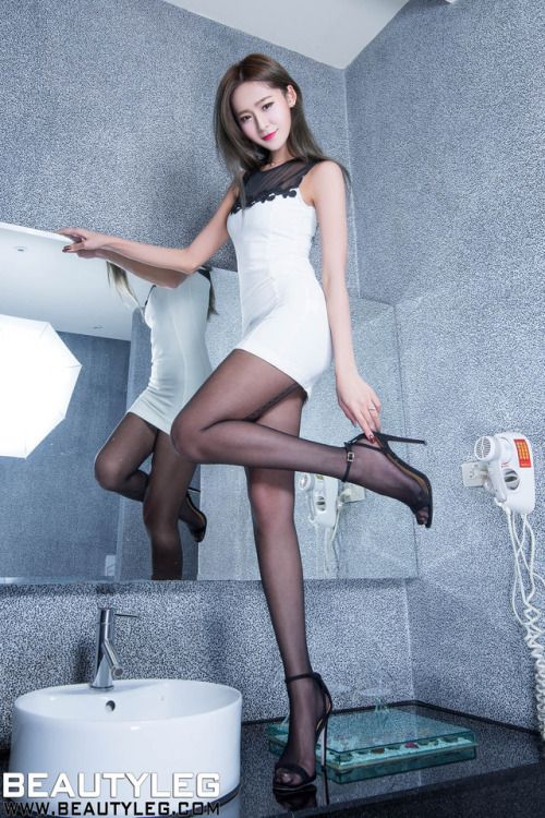 Consider, that Sexy asian girl stockings legs possible
