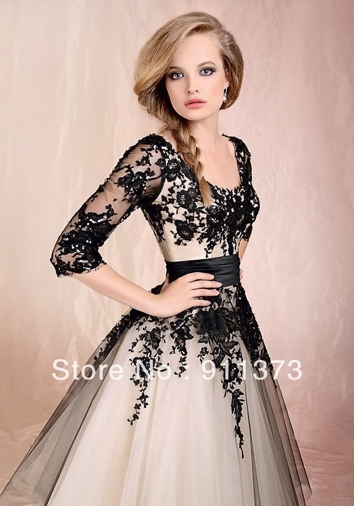 Nuevo 2013 de la boda vestidos de fiesta por la noche vestidos de novia blanco/