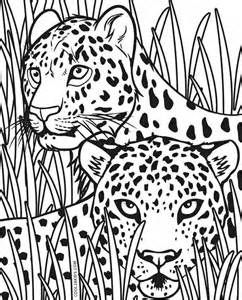 Free Printable Images Cheetahs To Color Yahoo Image Search Results Animal Coloring Pages Zoo Animal Coloring Pages Puppy Coloring Pages