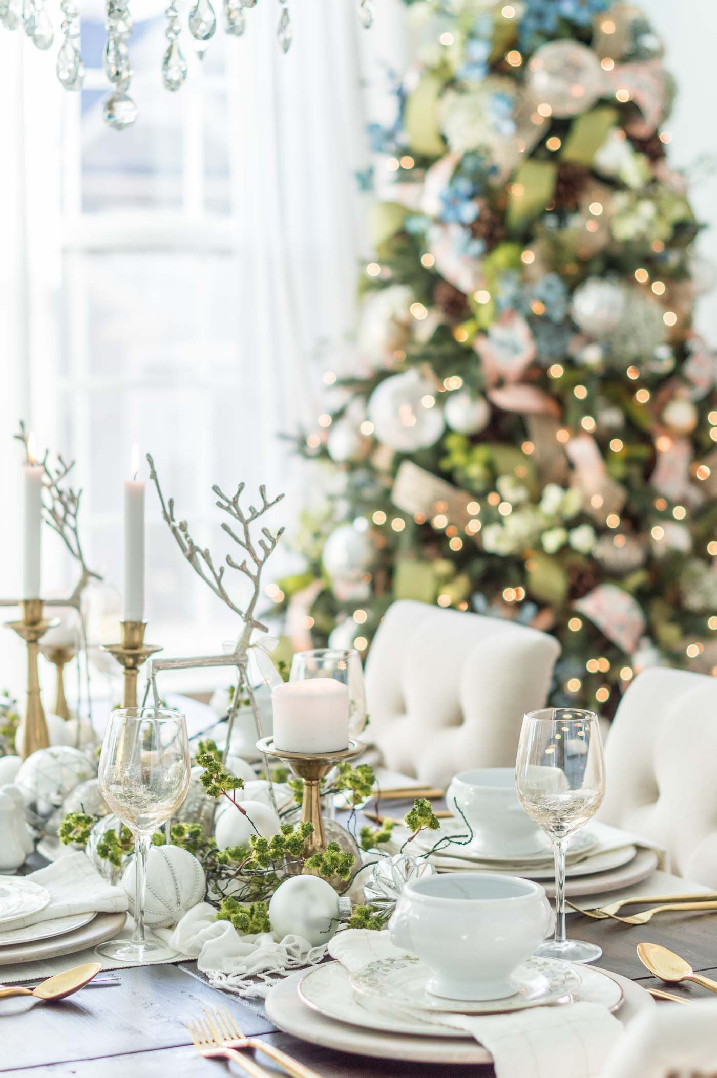 Two Month Holiday Prep Christmas To Do List Christmas Dining Room Christmas Dining Room Decor Indoor Christmas Decorations