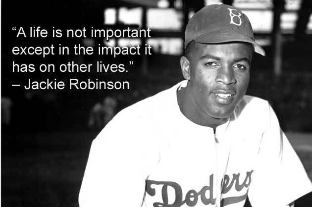 50 Most Inspirational Quotes In Sports Jackie Robinson Quotable Quotes And Affirmation