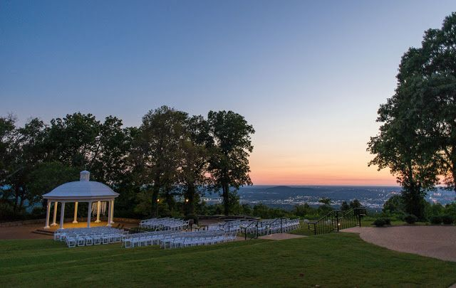 Wedding Venues In Huntsville Al Burritt On The Mountain Wedding