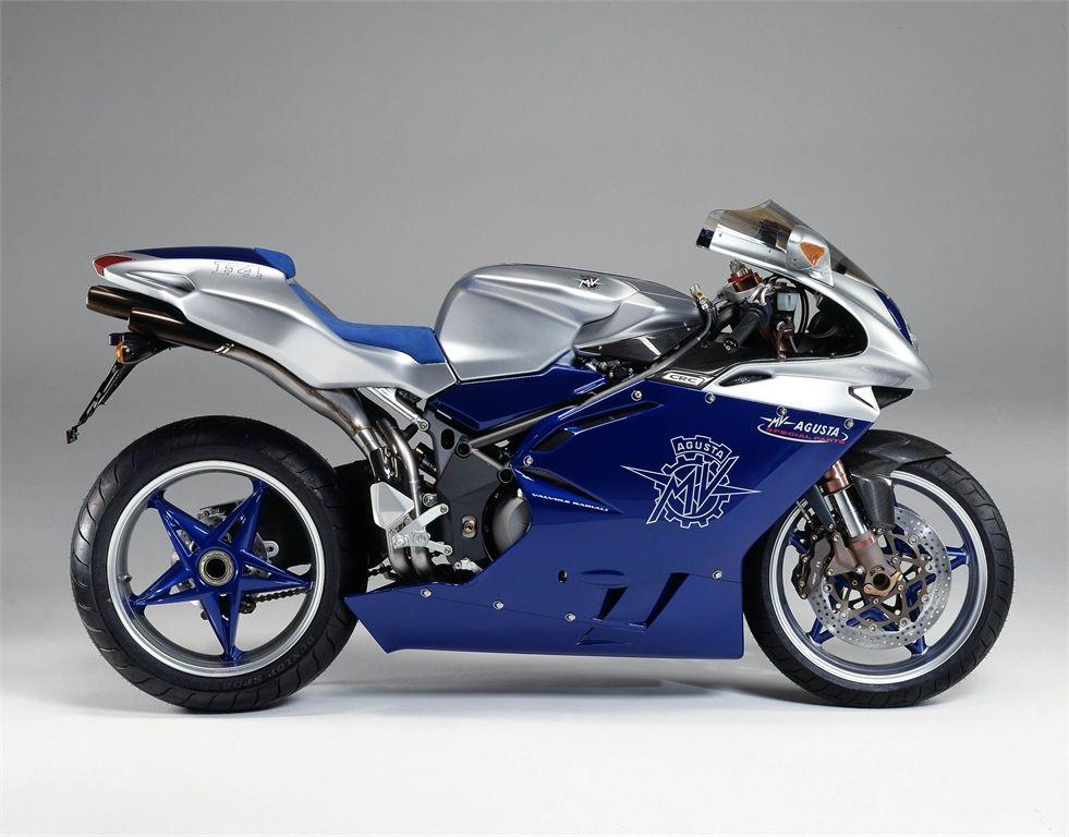 """MV Agusta F4 750SP01 """"Viper"""" (2005) Motorrad fahren"""