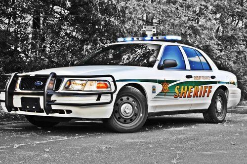 Shelby County Tn Sheriff S Office Police Cars Ford Police Victoria Police