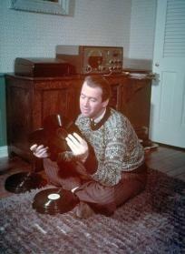 Jimmy Stewart - Playing records , Free Shipping