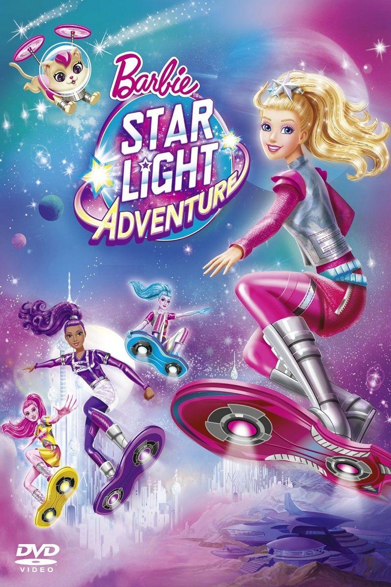 Barbie star light adventure 2016 barbie movies