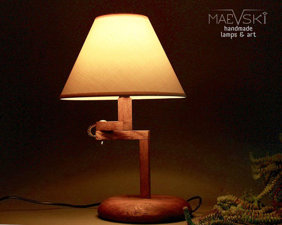 Lamp   Handmade Lawyer`s Lamp By Maevski Handmade.