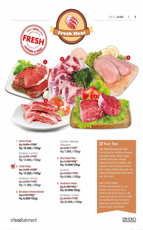 Ingin Mendapatkan Daging Segar Dengan Kualitas Terbaik Ayo Fresh People Berbelanja Di Hero Supermarket Sekarang Juga Dan Dapatkan Berbaga Steak Daging Sapi