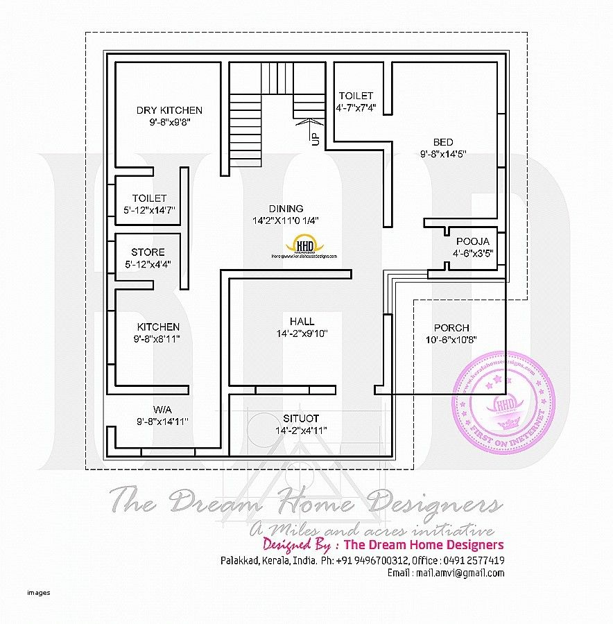 12 Unique South Indian Model House Plan Check More At Http Www House Roof Site Info South Indian Mo 900 Sq Ft House Indian House Plans Open Floor House Plans
