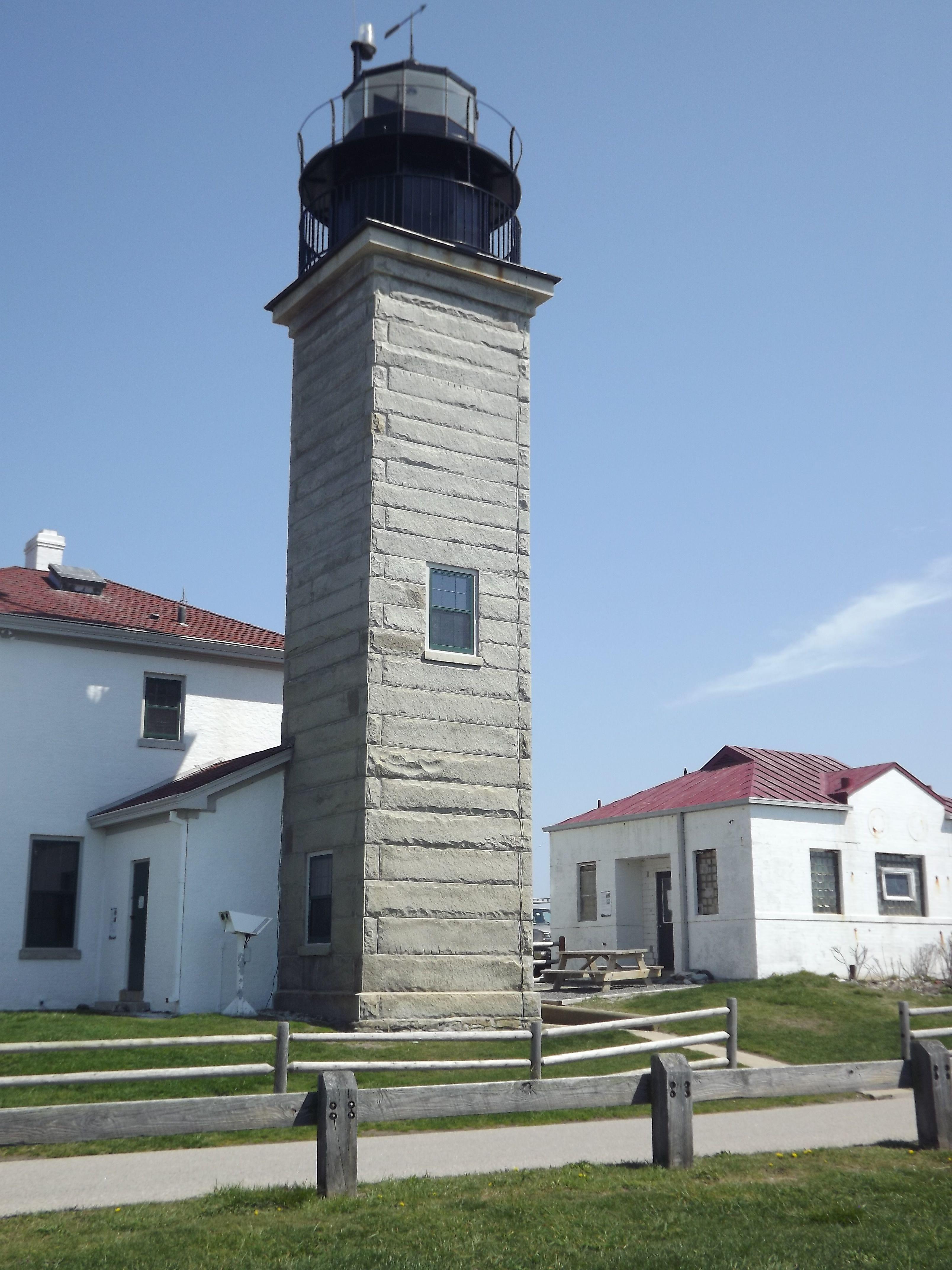 Beavertail Lighthouse Jamestown RI Beavertail Lighthouse Jamestown