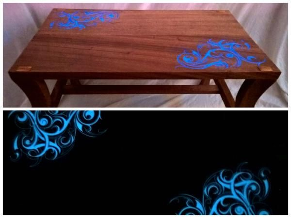 Resin Wood Table Wood And Epoxy Resin Pinterest Wood
