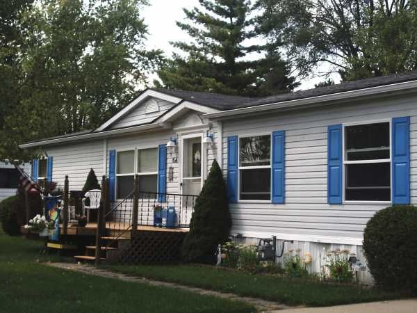 Cute bright blue shutters! in 2019 | Manufactured homes for ... on movable homes, trailer homes, multi-family homes, rv homes, colorado homes, miniature homes, ranch homes, prefab homes, stilt homes, mega homes, awnings for homes, vacation homes, brick homes, unique homes, old homes, portable homes, metal homes, prefabricated homes, victorian homes, townhouse homes,