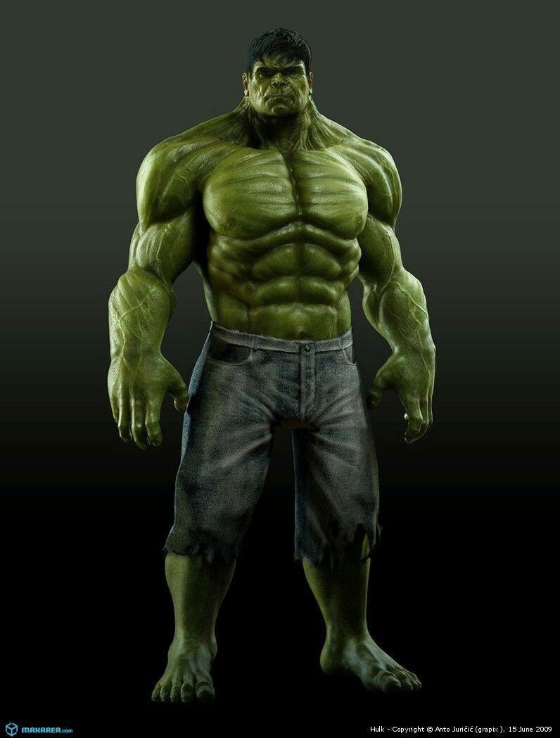 Pin by Billy Barker on Hulk   Pinterest   Incredible hulk, Marvel ...