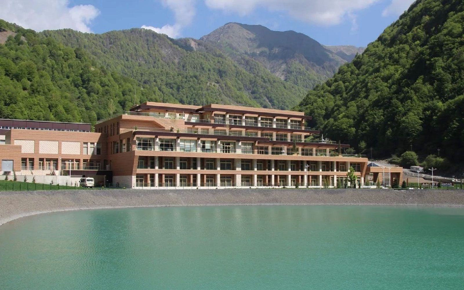 Tufandag Hotel Gabala Azerbaijan فندق توفنداغ غابالا أذربيجان Tufandag Oteli Qəbələ Azərbaycan Mansions House Styles Places To Visit