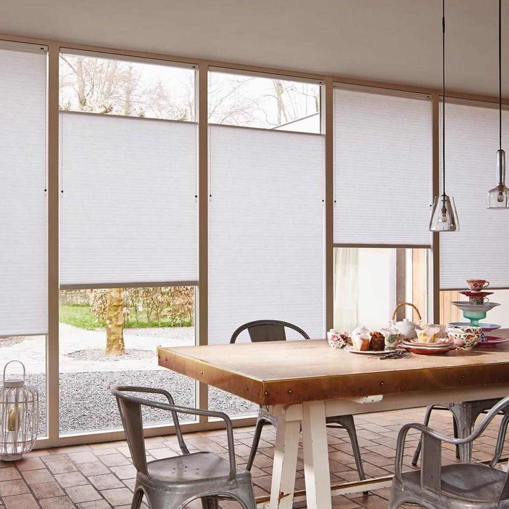 Image result for plisse top down bottom up Large window