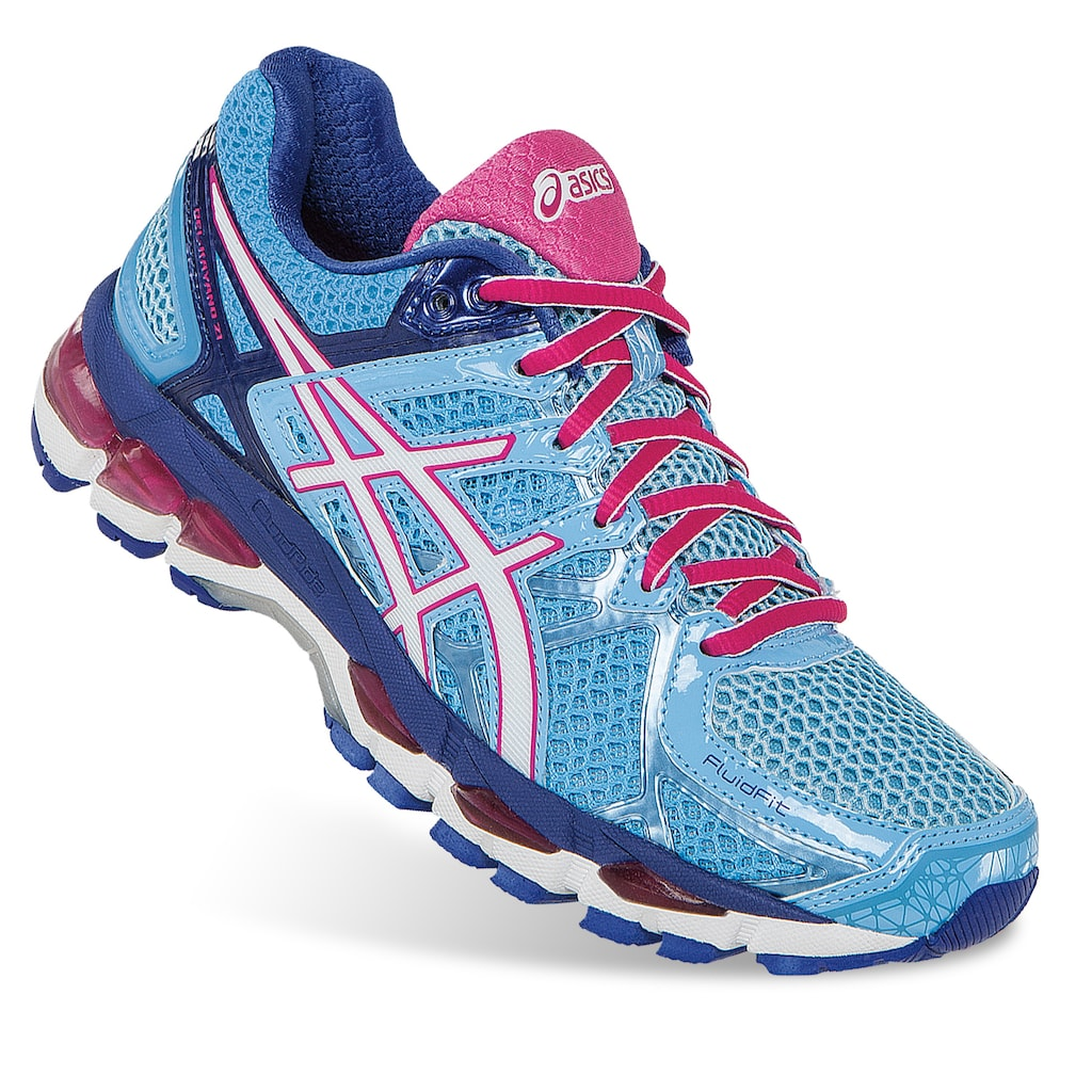 release date: 8d7ae fb3c8 ASICS GEL-Kayano 21 Women s Running Shoes, Light Blue