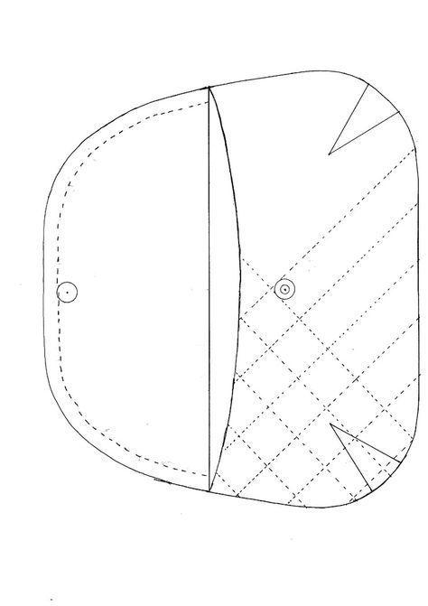 Quilted Sunglass / Eyeglass Case Tutorial