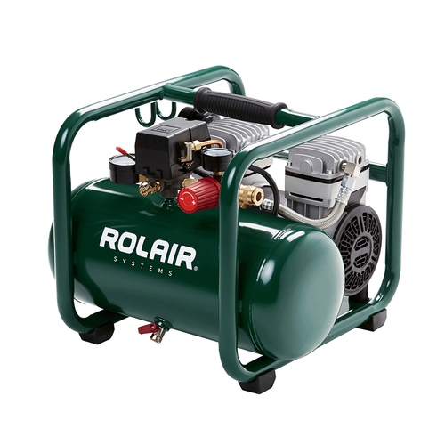 Rolair Ultra Quiet Oil Free Air Compressor 10lt Jc10plus Air Compressor Quiet Air Compressor Portable Air Compressor