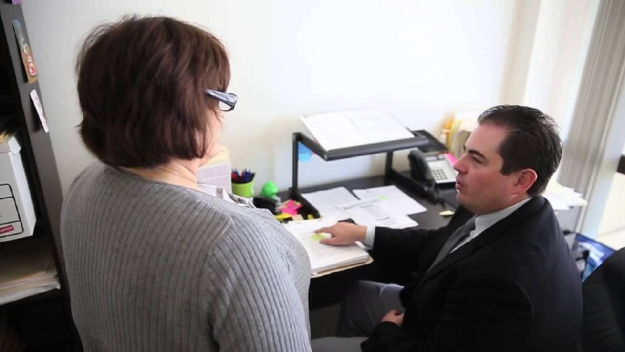 OC Office Video Child custody, Legal separation, Child