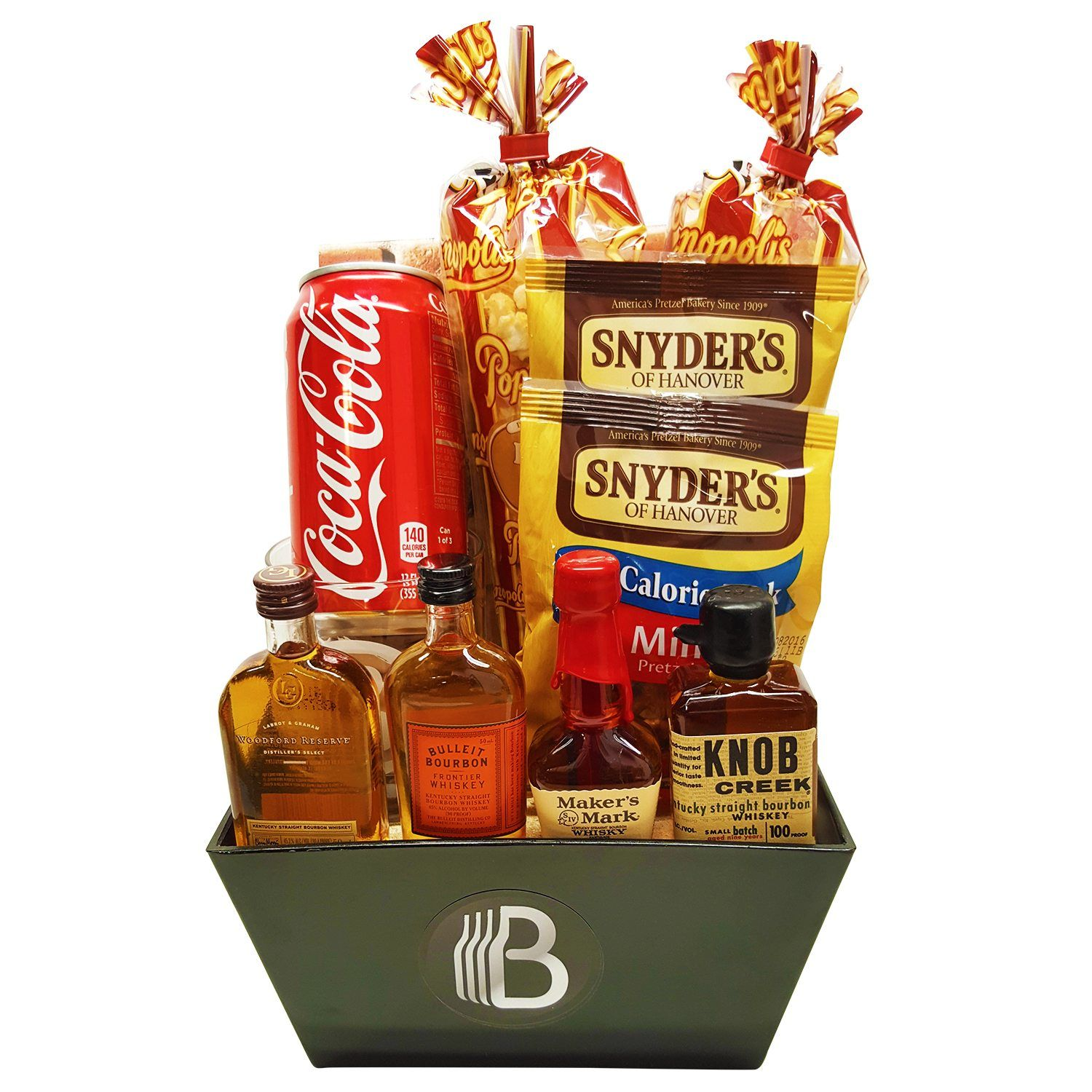 Bourbon gift basket the brobasket the best gifts for