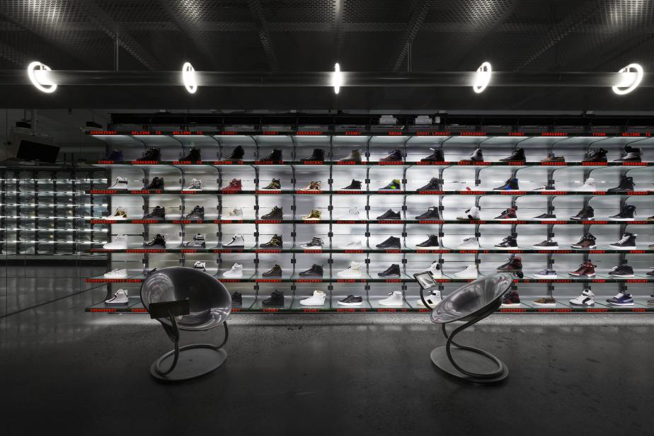 Sneakerboy Sydney | MARCH studio