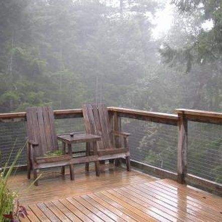 The Average Cost For A 2nd Story Deck Diy