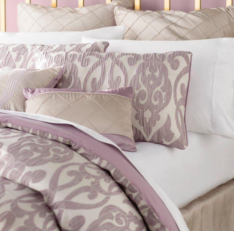 Lidiaídia 8 Piece Reversible Comforter Set Comforter