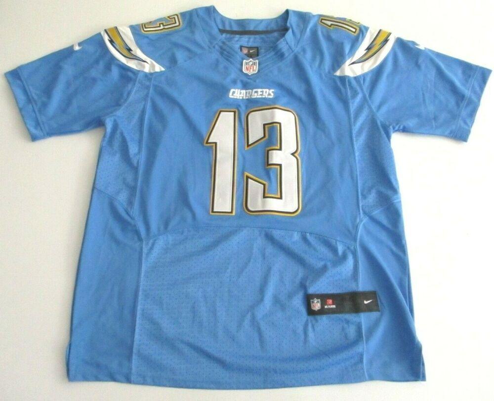 keenan allen stitched jersey