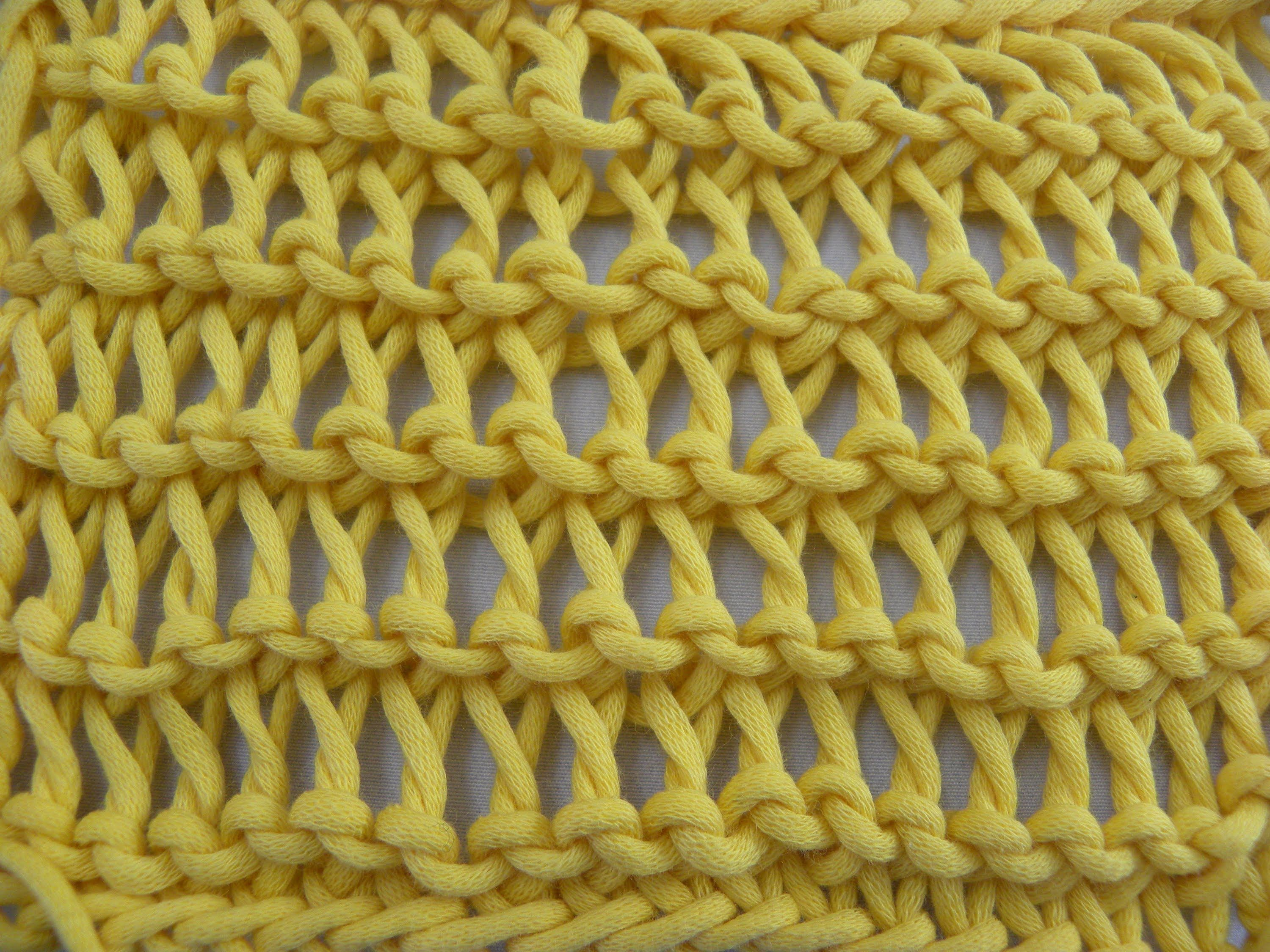 Stricken Verdrehte Fallmaschen Stricken Pinterest Stricken