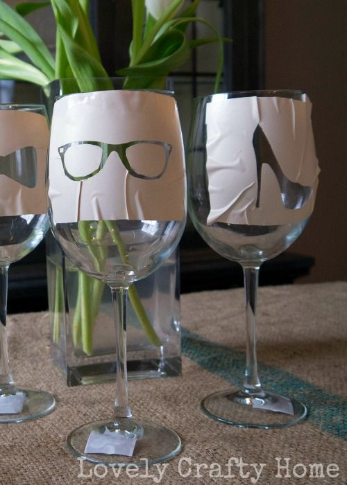 Stencils For Glass Etching For The Home Pinterest