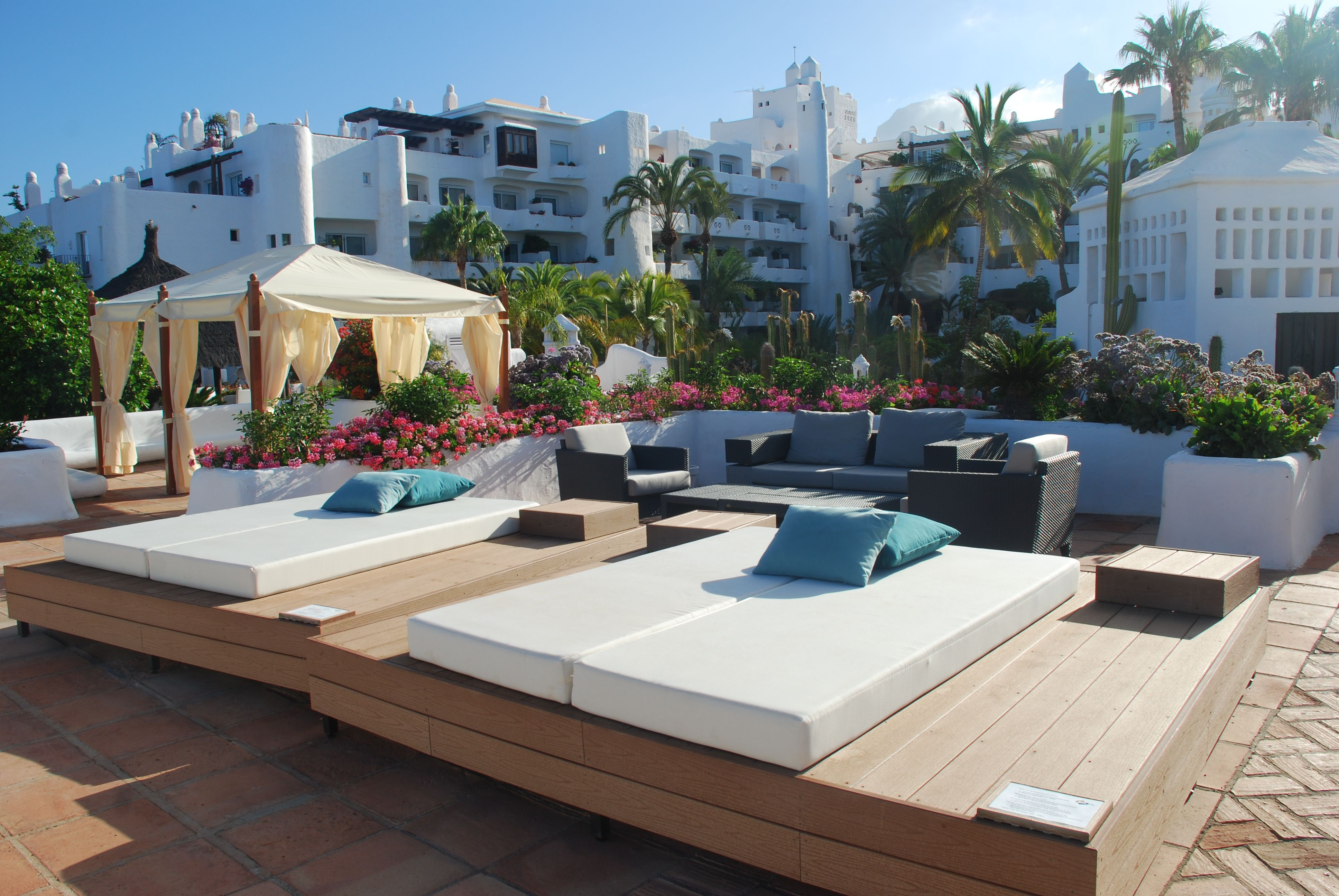Hotel jardin tropical tenerife places i loved and for Hotel jardin tropical tenerife