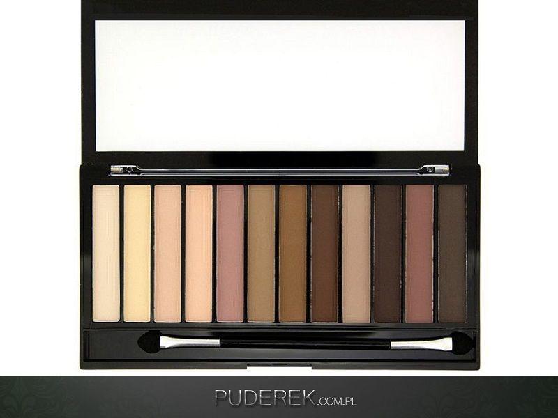 Makeup Revolution Paleta Cieni Essential Mattes 2 5043722633 Oficjalne Archiwum Allegro Makeup Revolution Makeup Eyeshadow