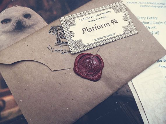 Hogwarts Acceptance Letter - Personalized Harry Potter Letter - hogwarts acceptance letter