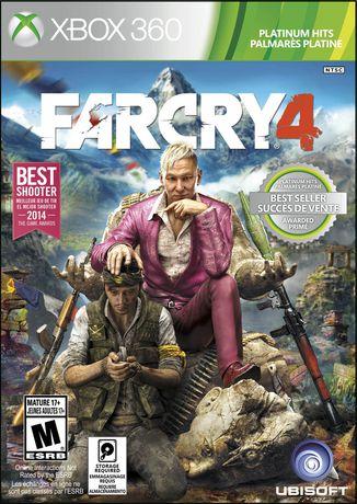 Ubisoft Far Cry 4 Platinum Hits (Xbox 360) | Products | Far