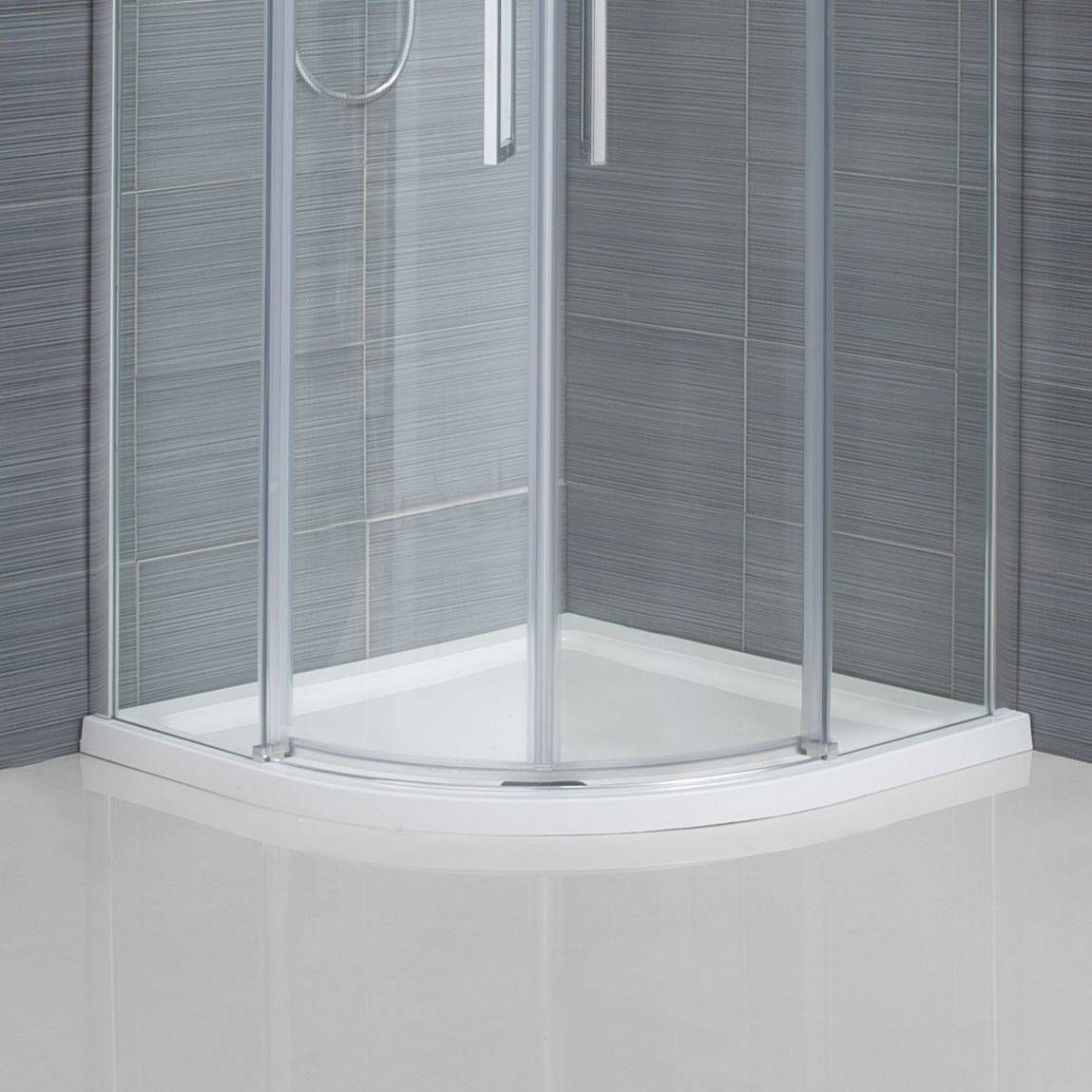 Quadrant Slimline Shower Tray 800 Shower Tray Stone Shower Shower Tray Sizes