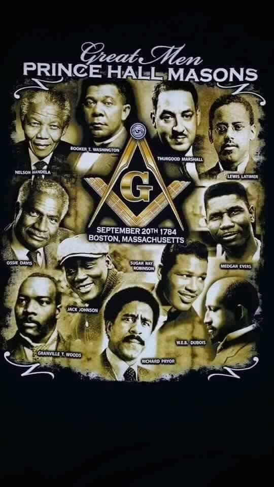 African american history prince hall