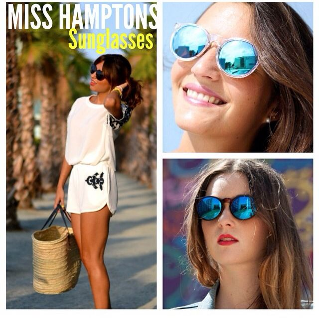 Miss En Las Gafas De Tuyas Sol Hamptons BshopperEncuentra HD2W9EI