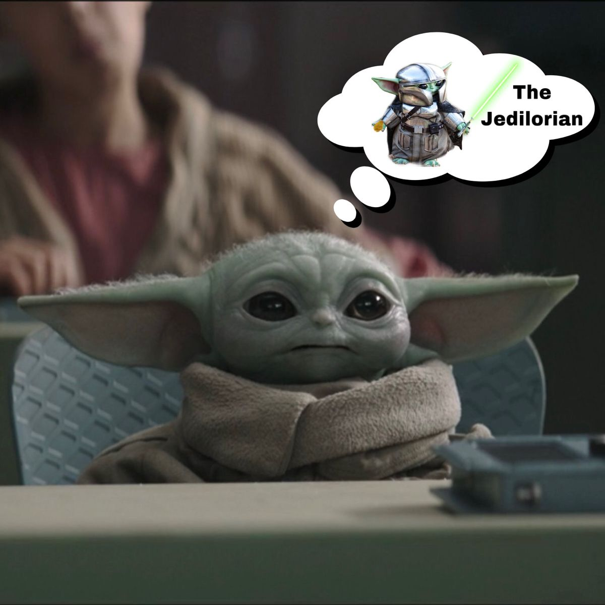 Pin By Stacey Herpel On Baby Yoda Star Wars Memes Yoda Meme Star Wars Fandom