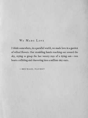 When You're Truly In Love, You Never Have To Question It: Michael Faudet Talks Love, Poetry And His Relationship With Lang Leav