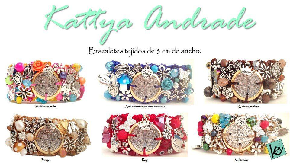 brazaletes decorados