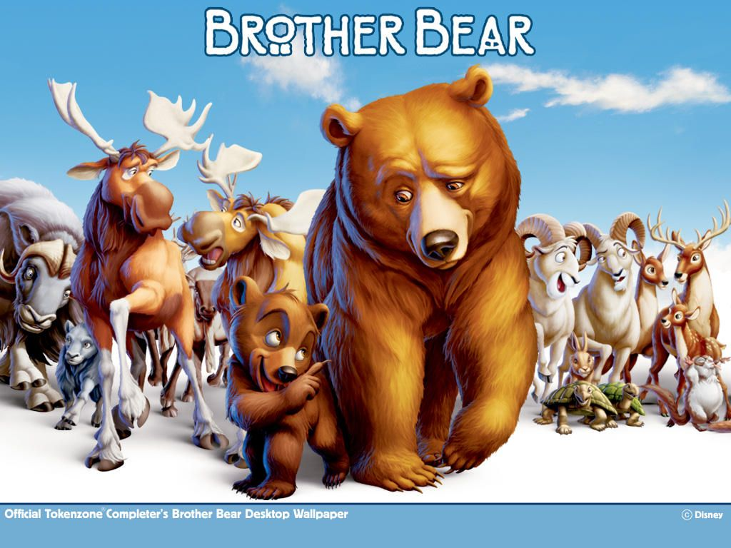 brother bear | Disney & Pixar | Pinterest