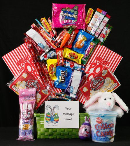 Easter studentmilitary care package student food basket easter studentmilitary care package student food basket college care package gift negle Choice Image