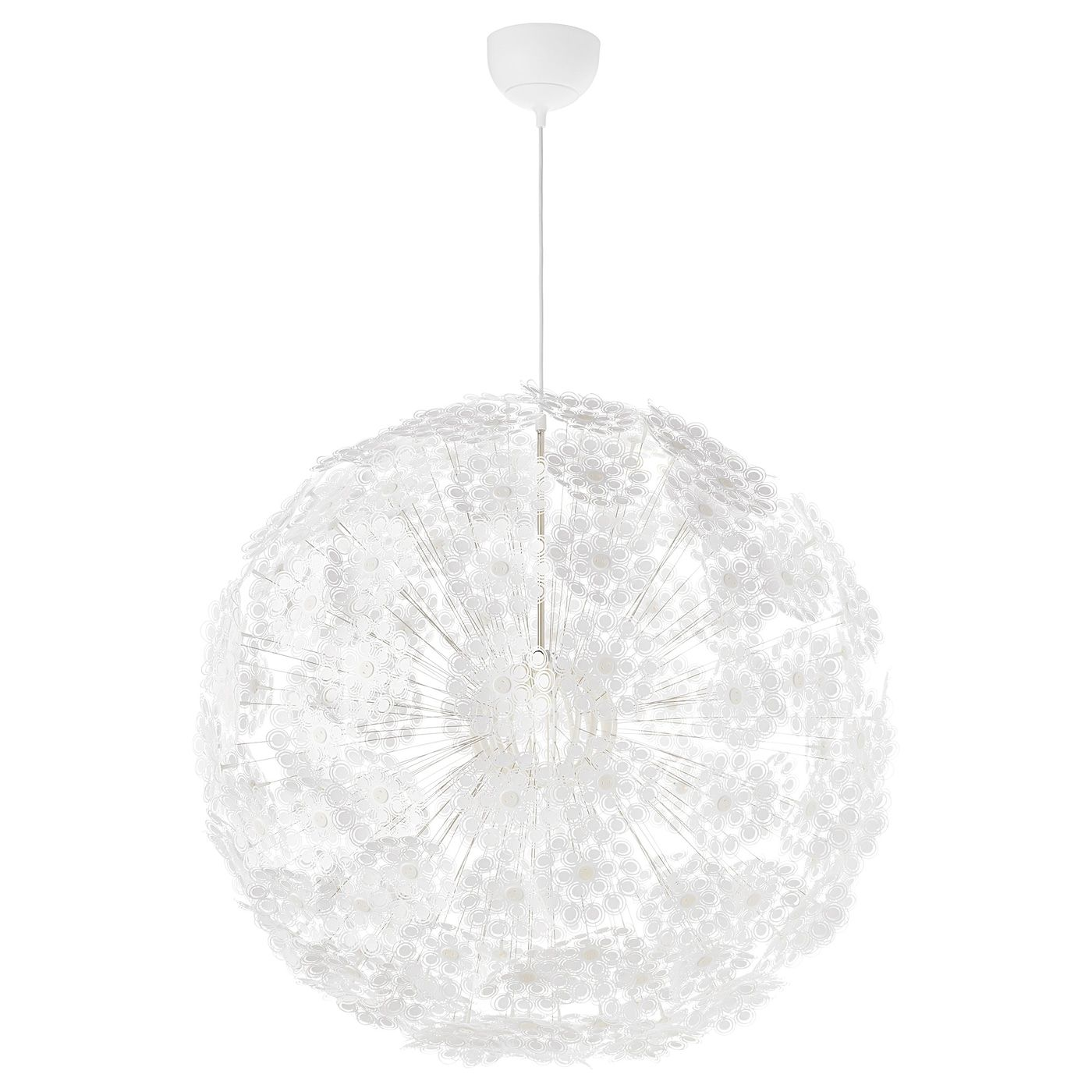 US Furniture and Home Furnishings | White pendant lamp
