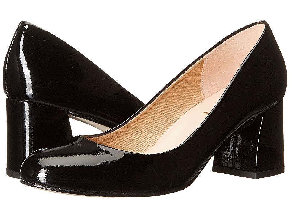6ebcc939635 French Sole Trance (Black Patent Leather) Women s Flat Shoes. The French  Sole Trance pumps paint you as pretty as a picture. Supple leather upper.