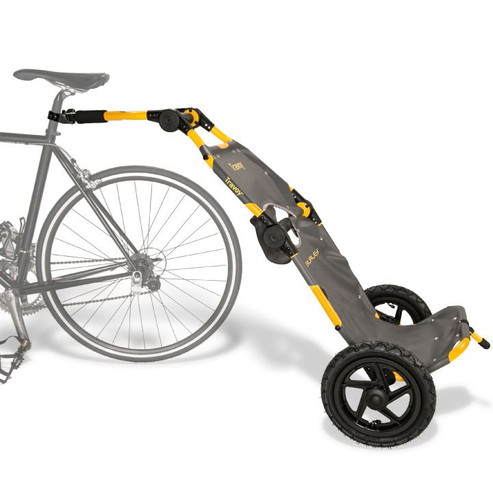 Travoy Burley Design Bicycle Trailer Commuter Bike Bike Trailer