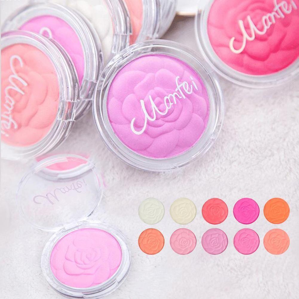 'Blossoms' Baked Powder Cheek Color Contour makeup
