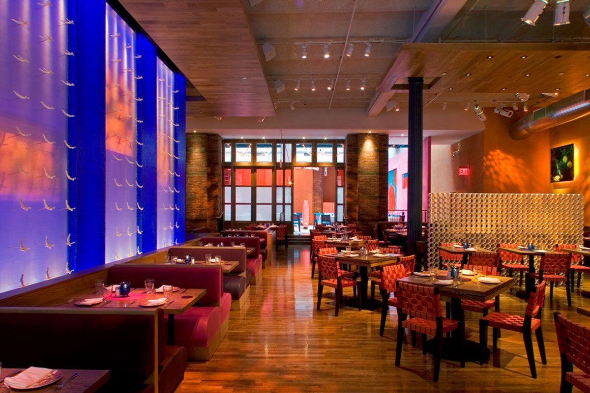 Rosa Mexicano New York Union Square Fine Dining Restaurant
